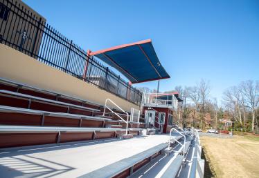 Holy Trinity Catholic Middle School Stadium Improvements