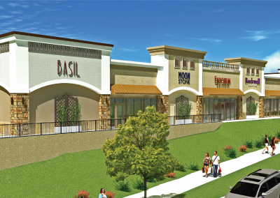 Outlets Boulevard Specialty Retail